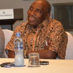 Information and Broadcasting Services minister Kennedy Sakeni